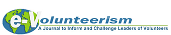My e-Volunteerism article on the three tiers of volunteer training