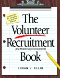 Volunteer Recruitment Book