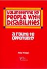 Volunteering by People with Disablilities