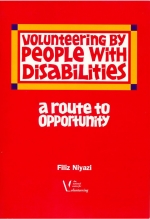 Volunteering by People with Disablilities
