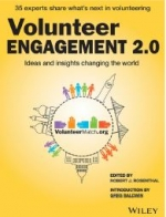 Volunteer Engagement 2.0 book cover