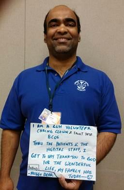 Longmont United Hospital- volunteer