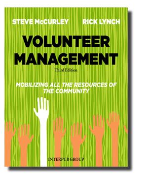 Volunteer Management, 3rd