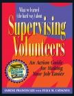 Supervising Volunteers
